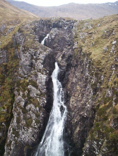 The Falls of Glomach
