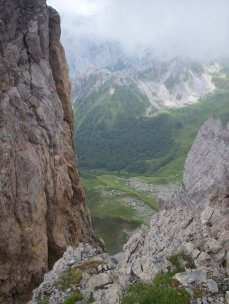 Aspe Valley, from Aiguille d???Ansabere