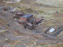 Force Crag Mine, Coledale, near Keswick