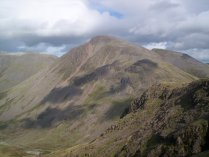 Great Gable from Lingmell