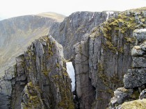The east face of Lochnagar