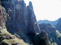 Pico do Arieiro to Pico Ruivo, Madeira