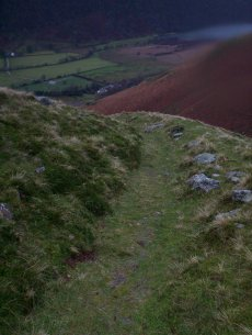 Caudale Moor sled-gate