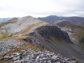 Stob Coire an Laoigh, the Grey Corries