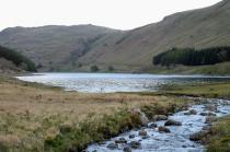 The head of Haweswater