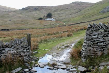 Mosedale Cottage, an MBA bothy