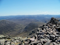 cairn toul and devils point