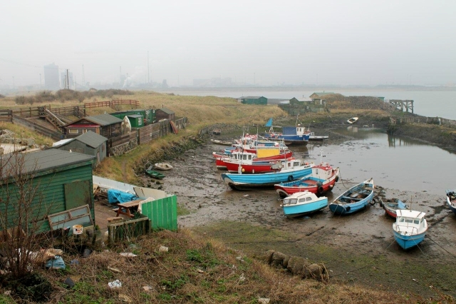 south gare 8