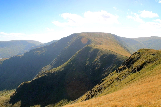 High Street – a Lakeland mountain over which Roman legions once marched