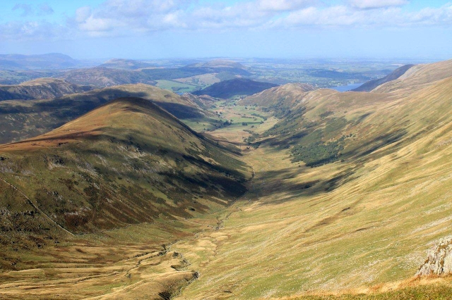 The view along Martindale