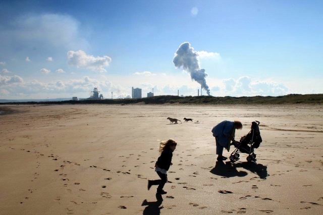 south gare 17