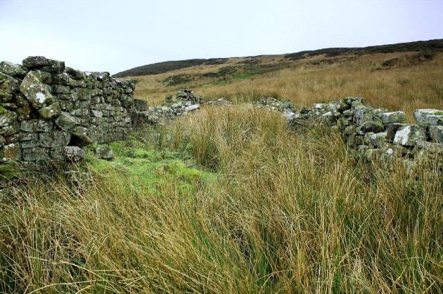 Ruin at Armouth Wath