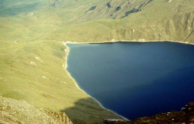 Blea Water from near the summit of High Street