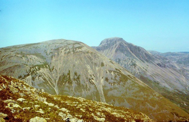 Click . . . Kirk Fell and Great Gable